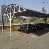 Bike Parking Sheds