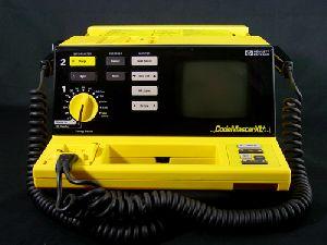 H P Code Master Defibrillator