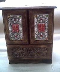 Wooden Cabinet 02