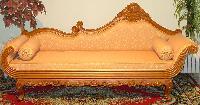 Wooden Sofa 15