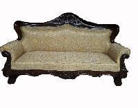 Wooden Sofa 19