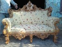 Wooden Sofa 25