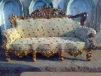 Wooden Sofa 26