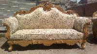 Wooden Sofa 27