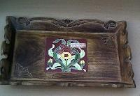 Wooden Tray 01