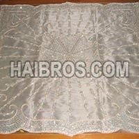 Beaded Table Covers