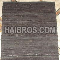 Leather Rugs - 01