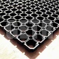 Hollow Rubber Mat 01