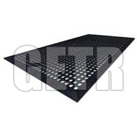 Hollow Rubber Mat 02