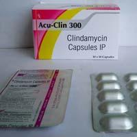 Acu-Clin 300 Capsules