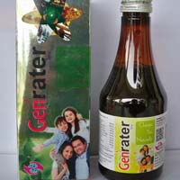 Genrater Syrup