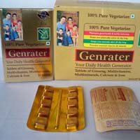 Genrater Tablets