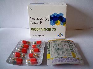 Indopain-sr 75 Capsule