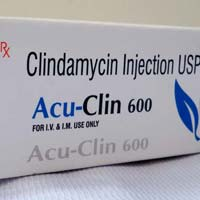 Acu-Clin 600 Injections