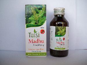 Tulsi Madhu Syrup