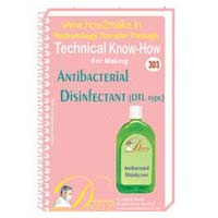 Antibacterial Disinfectant Formulation (eReport)