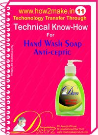 Antiseptic Hand Wash Soap Formulation (eReport)