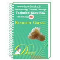 Betonite Grease Formulation (eReport)
