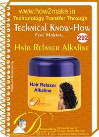 Hair Relaxer Alkaline Formulation (eReport)