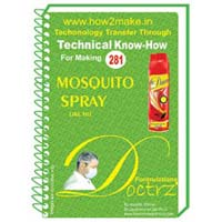 Mosquito Spray Formulation (eReport)