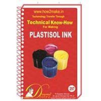 Plastisol Ink Formulation (eReport)