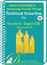 Synthetic Tarpin Oil TNHR40 Formulation (eReport)
