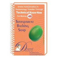 Transparent Bathing Soap Formulation (eReport)