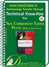 Two Component Epoxy Putty Formulation (eReport)