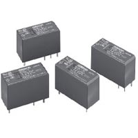 16A SPST-NO PCB Power Relays - G2RL Series