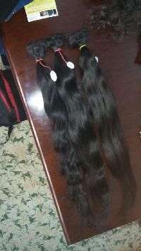 Machine Weft Remy Human Hair