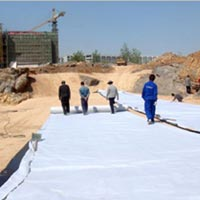 Woven Geotextile Fabric