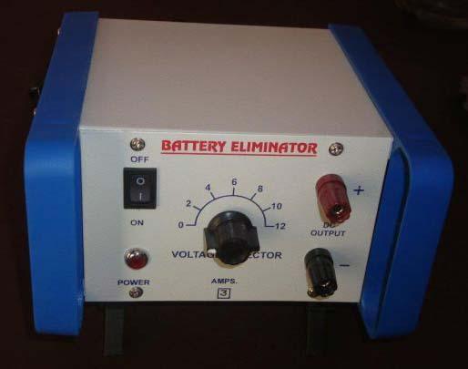 Batttery Eliminator