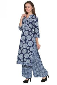 Ladies Kurti with Palazzo Pant 02