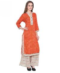 Ladies Kurti with Palazzo Pant 03