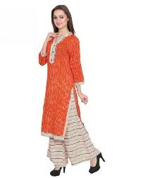 Ladies Kurti with Palazzo Pant 04