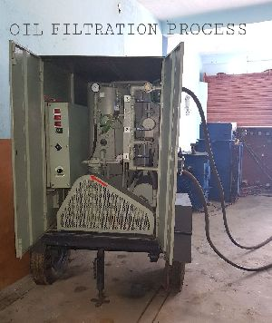 Transformer Oil Filtration Services