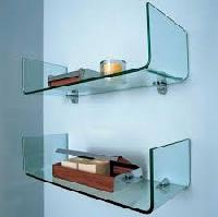 Bathroom Wall Glass Shelf