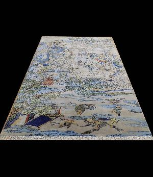 Antique Oriental Rugs 01