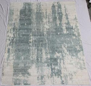 Hand Knotted Indo Tibetan Carpet 01