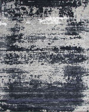 Hand Knotted Indo Tibetan Carpet 02