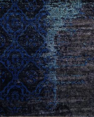Hand Knotted Indo Tibetan Carpet 05