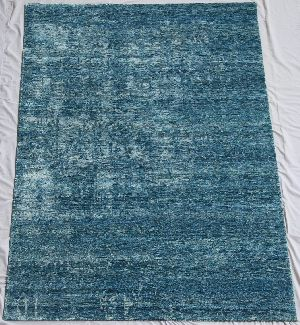 Hand Knotted Indo Tibetan Carpet 11