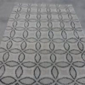 Hand Knotted Jute Rug 05