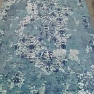 Hand Knotted Jute Rug 08