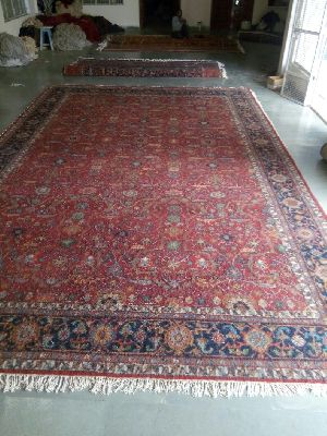 Hand Knotted Persian Carpet 01