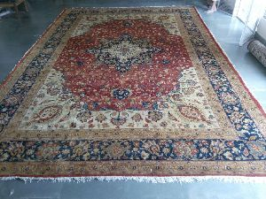 Hand Knotted Persian Carpet 02