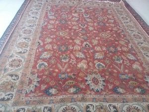 Hand Knotted Persian Carpet 06
