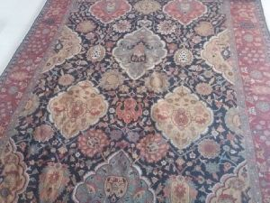 Hand Knotted Persian Carpet 07