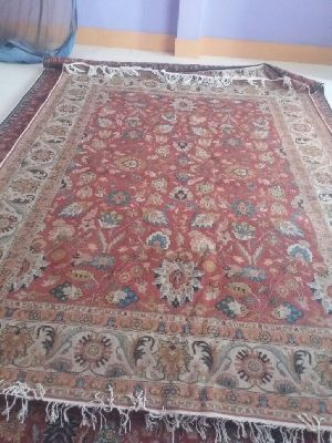 Hand Knotted Persian Carpet 08