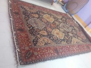 Hand Knotted Persian Carpet 09